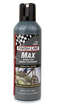 Finish Line MAX Suspension Spray do amortyzatorów