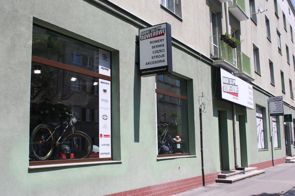 sklep rowerowy opole